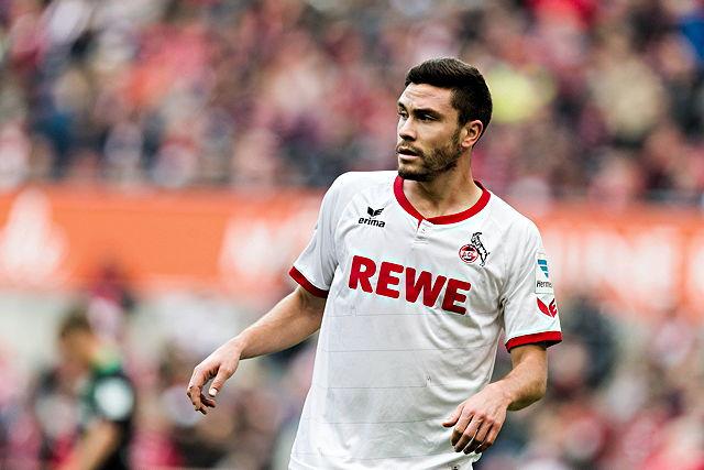 """Kann zu """"NRW-Fußballer des Jahres"""" gewählt werden: FC-Nationalspieler Jonas Hector Foto: imago/T-F-Foto"""