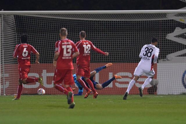 FB-Pokal Viktoria Köln - Bayer Leverkusen  Foto: imago/Revierfoto