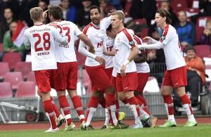 Nach vier Siegen aus den letzten fünf Spielen will Fortuna Köln auch in Hürth jubeln