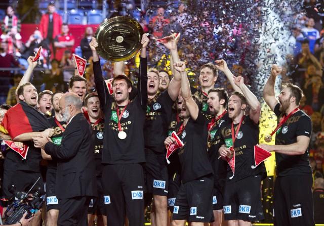 Handball, EM, Deutschland ist Europameister