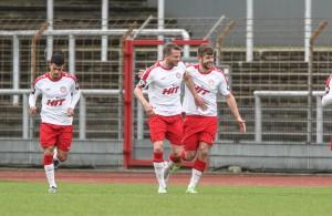 Fussball 3. Liga 24. Spieltag im Südstadion: Fortuna Köln gegen Holstein Kiel