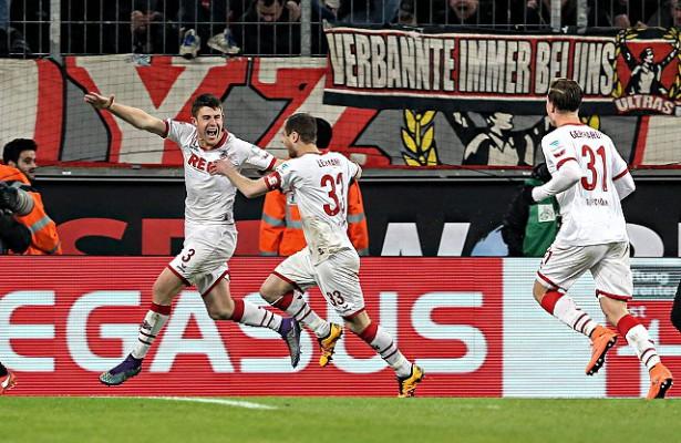 Dominique Heintz, 1. FC Köln