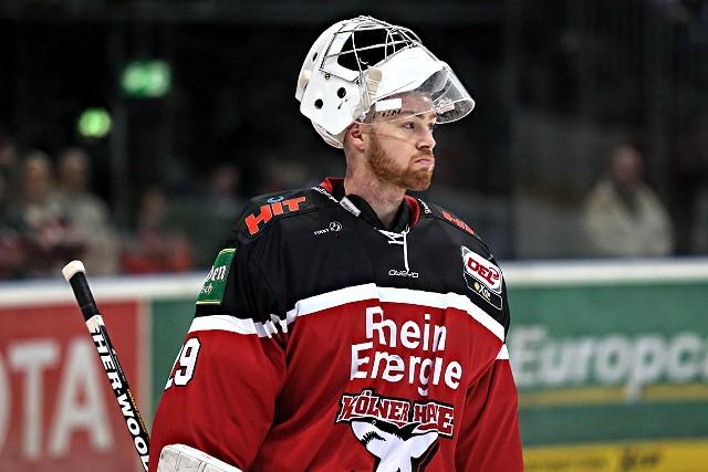 Gustaf Wesslau Kölner Haie