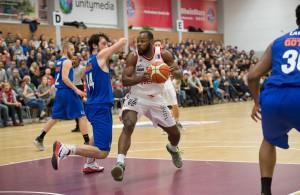 2. Basketball-Bundesliga ProA, Rheinstars Köln vs. OeTTINGER Rockets Gotha