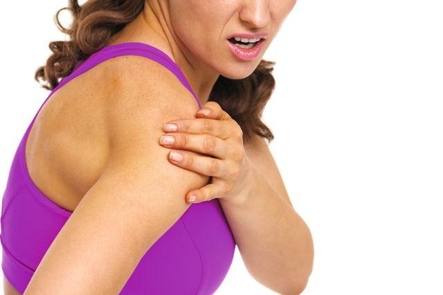 Schulterschmerzen nach sport was tun