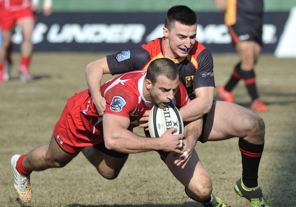 Spektakuläre Tacklings garantiert: In Köln trifft die deutsche Rugby-Auswahl auf Spanien