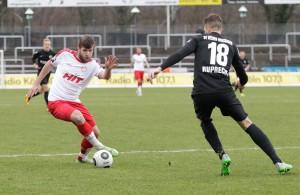 Marco Königs dribbelt wie Messi