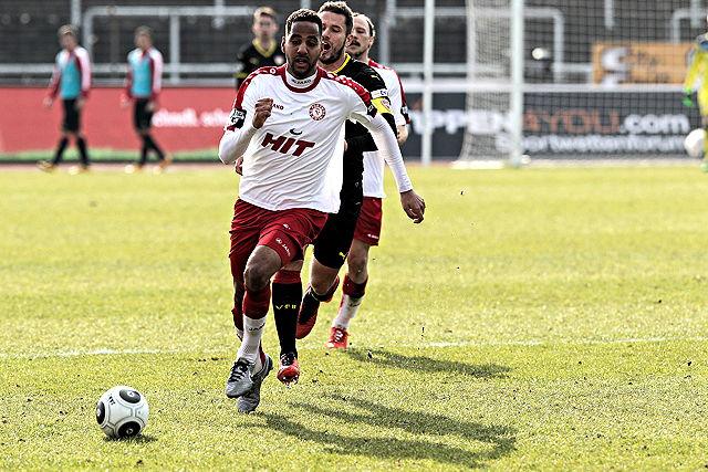 Boné Uaferro, Fortuna Köln