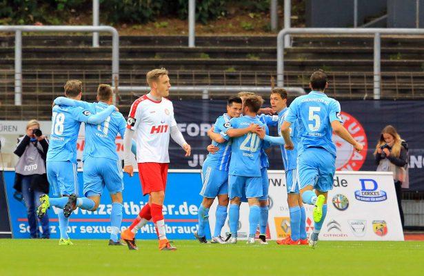 Fortuna Köln verliert gegen Chemnitz