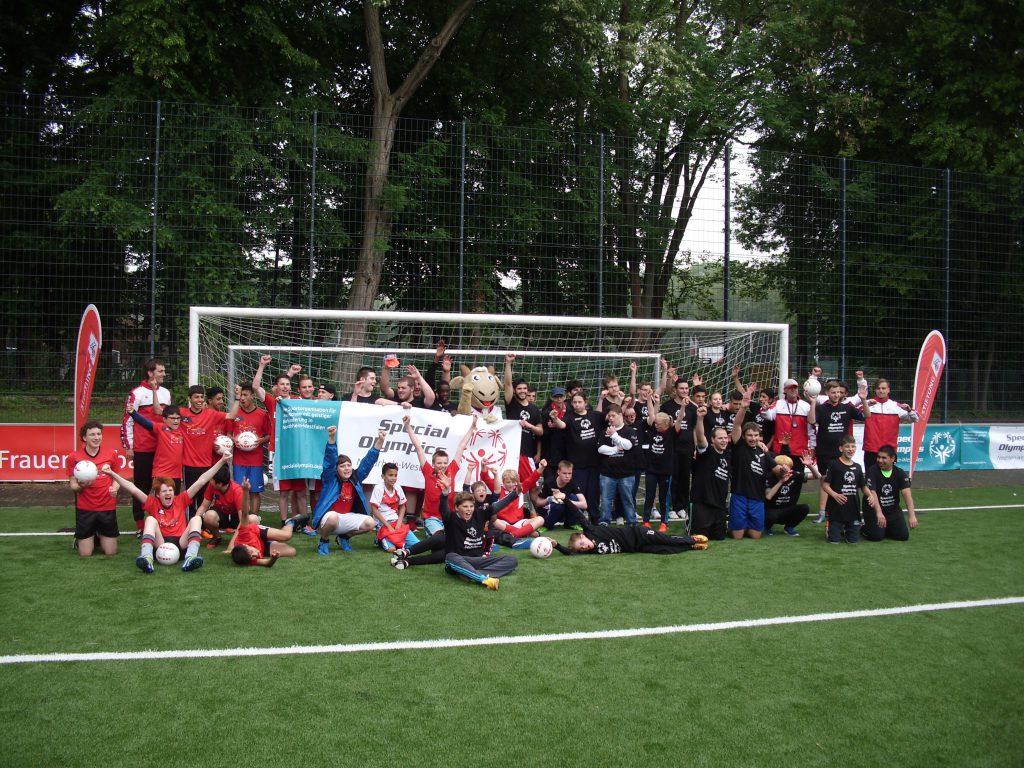 Kinder beim FC