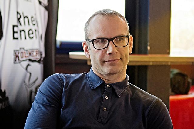 Mirko Lüdemann, Kölner Haie