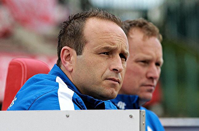 Dirk Lottner, neuer Trainer des 1. FC Saarbrücken