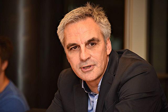 Stephan Baeck, geschäftsführender Gesellschafter der RheinStars Köln