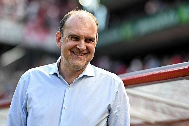 Jörg Schmadtke, 1. FC Köln