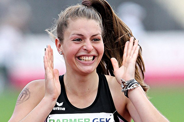 Gwendolyn Fuchs, LT DSHS Köln