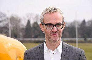 Alexander Wehrle, Finanzgeschäftsführer des 1. FC Köln