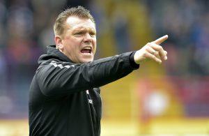Trainer Uwe Koschinat von Fortuna Köln