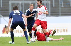 Kristoffer Andersen könnte Fortuna Köln länger fehlen