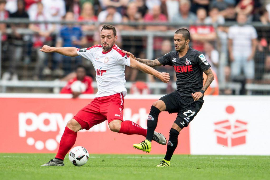 Fortuna Köln mit Maik Kegel