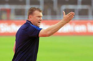 Uwe Koschinat ist Trainer von Fortuna Köln