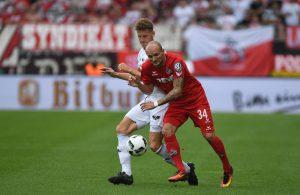Konstantin Rausch spielt jetzt beim 1. FC Köln