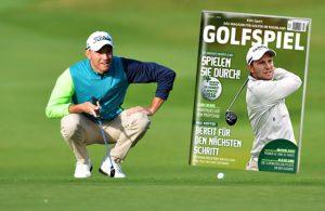 Max Kieffer, Golfspieler