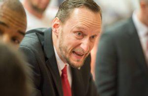 Arne Woltmann, Trainer der RheinStars Köln