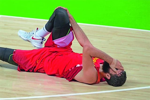 """Ein Knorpelschaden im Knie ist für Sportler der """"Worst Case"""" Foto: GettyImages"""