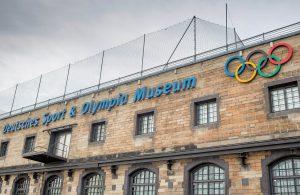 Das Deutsche Sport- und Olympiamuseum in Köln ist sehr schön