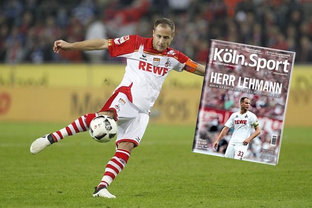 Der stille Antreiber: Matthias Lehmann ist als Kapitän und Haudegen im Mittelfeld beim 1. FC Köln weiterhin unverzichtbar Foto: imago/Jan Hübner