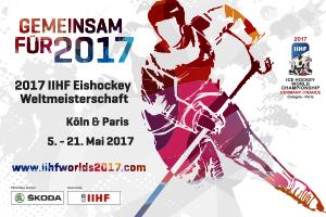 IIHF Eishockey WM 2017 Content Ad