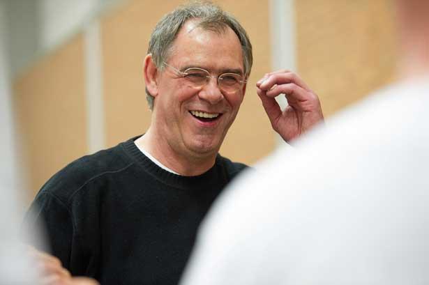 Klaus Müller spielte auch für die deutsche Nationallmannschaft und war 1984 bei den Olympischen Spielen dabei.