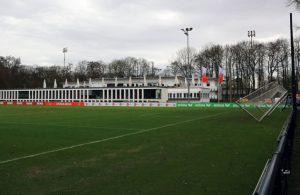 Das Geißbockheim im Kölner Grüngürtel ist die Heimat des 1. FC Köln und wird es wohl auch bleiben