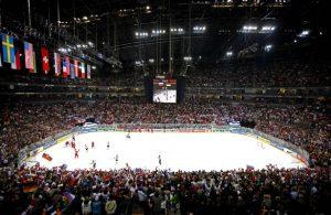 Lanxess Arena Panoramabild