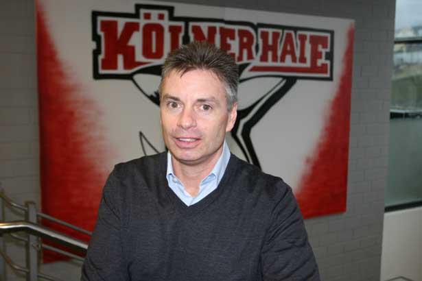 Mark Mahon hat seinen Vertrag bei den Kölner Haien verlängert.
