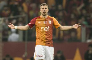 Nach drei Jahren wechselt Podolski von Galatasaray nach Japan.