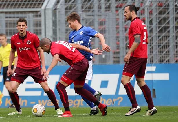 Fatih Candan und seine Jungs befinden sich auf dem besten Weg, in die 3. Liga aufzusteigen