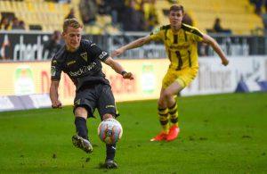 Dominik Ernst kommt auf knapp 200 Regionalligaspiele.