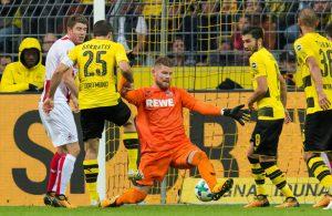 FC kommt beim BVB unter die Räder