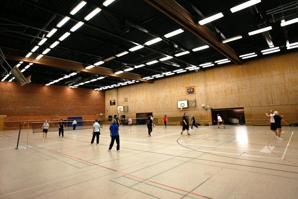 Sporthalle Köln-Weiden