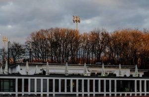 Dunkle Wolken am Geißbockheim