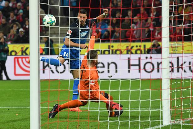 Sandro Wagner erzielt das 3:0