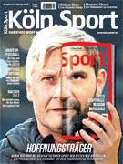 Cover Köln.Sport 02/18