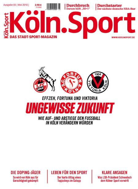 Köln.Sport 05/18