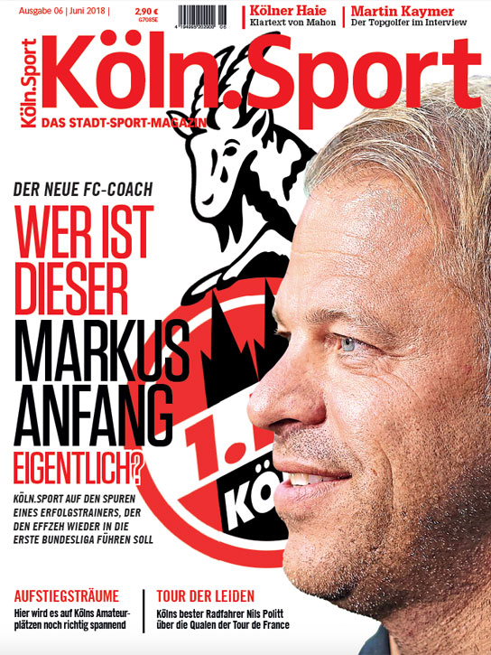 Wer ist Markus Anfang?
