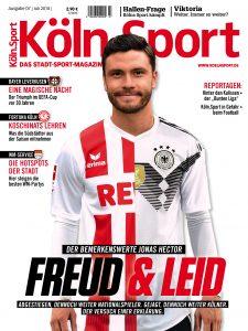 Köln.Sport 07/18