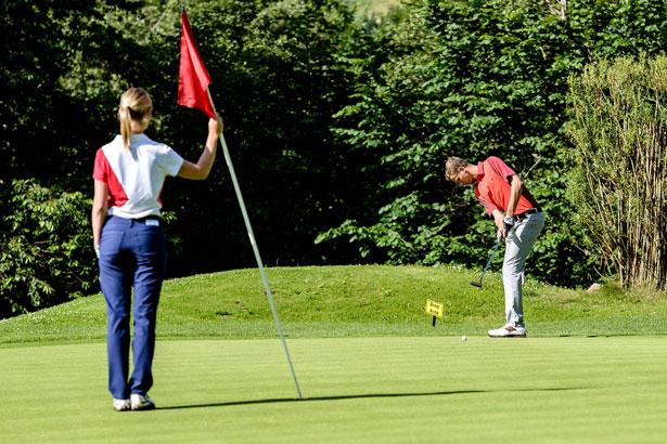 Golf-Work-Balance