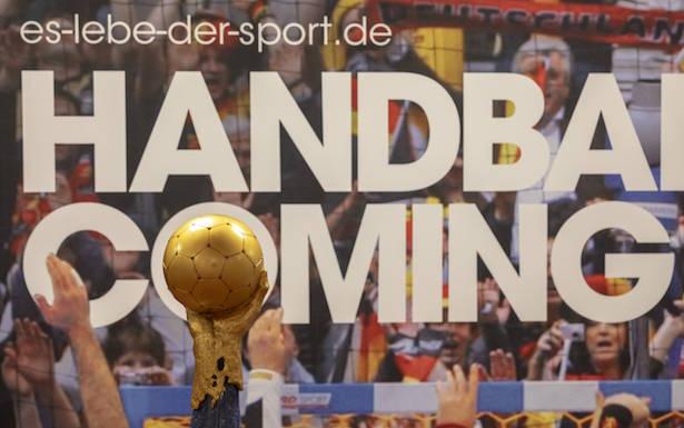 Handball im eigenen Land