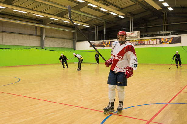 Skaterhockey
