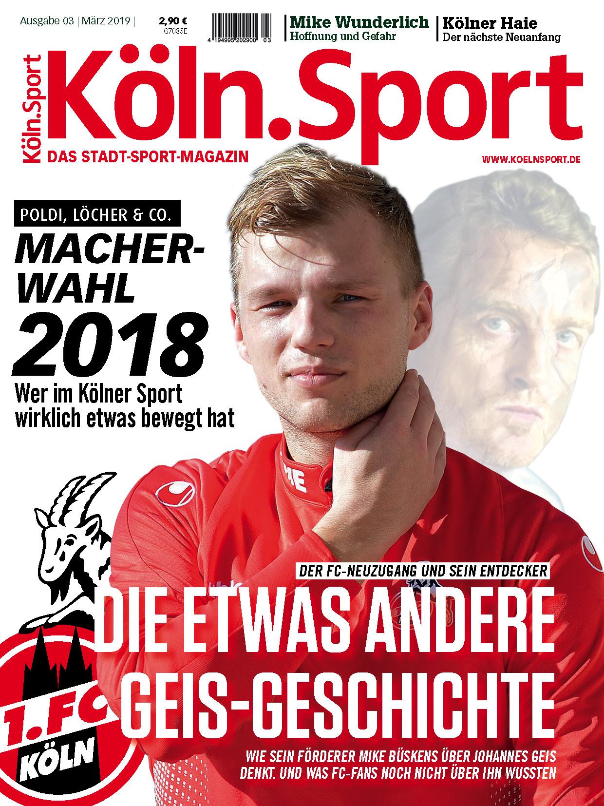 Koln Sport Das Stadt Sport Magazin